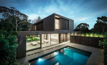 Guaranteed modern home